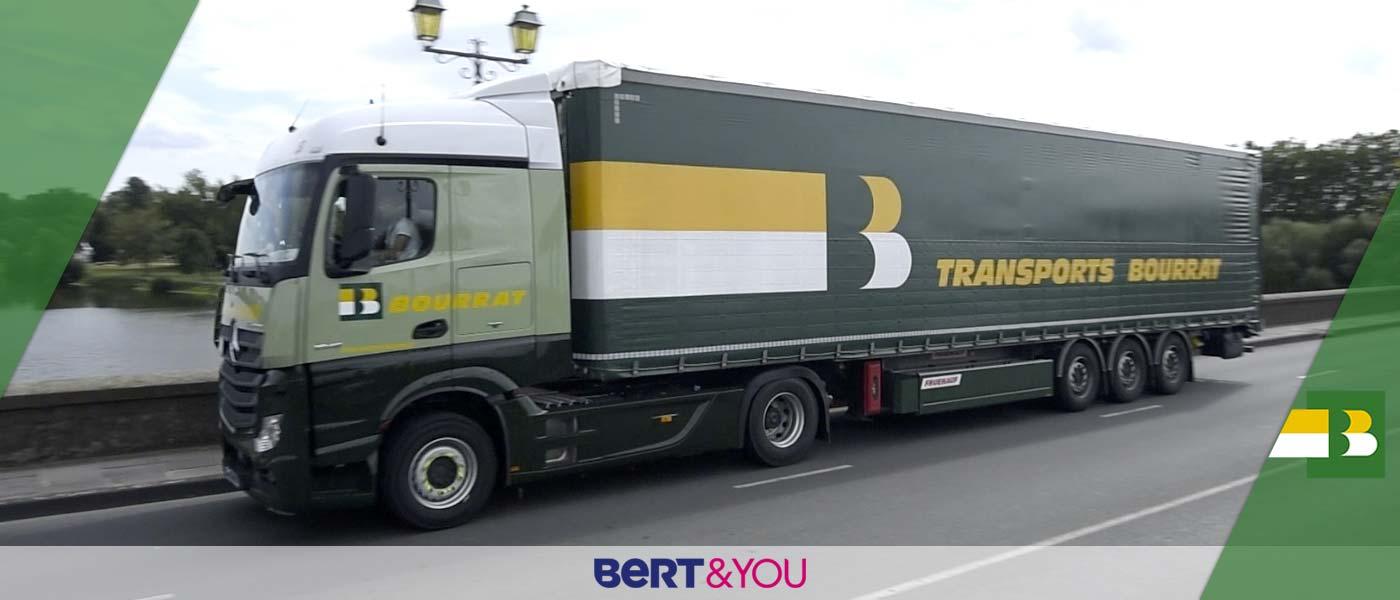 BeRT&YOU®, transport et logistique