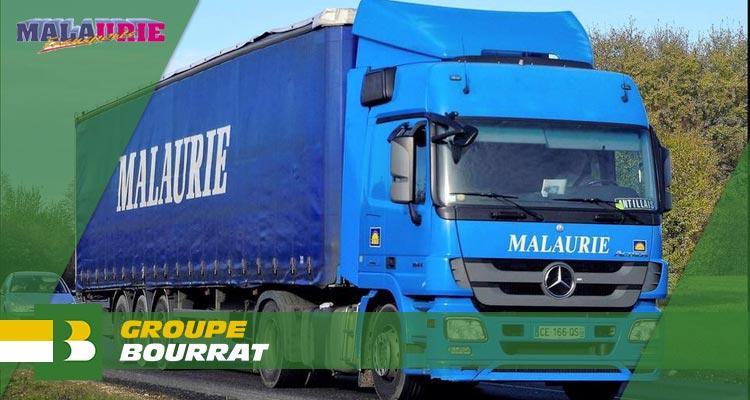 Les Transports Malaurie rejoignent BeRT&YOU®
